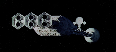 Journey to Jupiter on the Spacecraft named Discovery, 18 months after the discovery of the Monolith on Moon, 2001: A space Odyssey, Directed by Stanley Kubrick