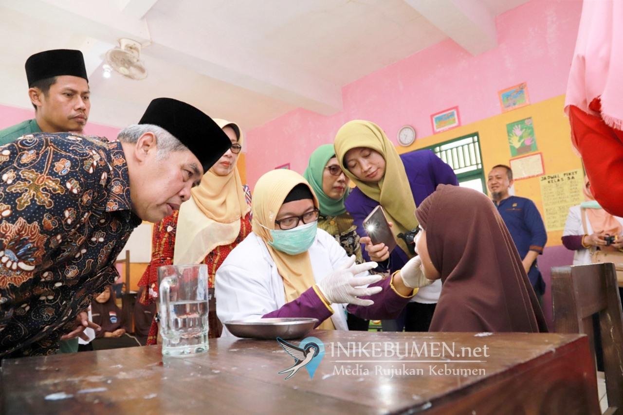 Selama 21 Hari PDGI Kebumen Pantau Kesehatan Gigi Ribuan Pelajar SD di Petanahan