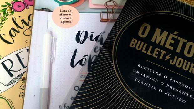 03 Livros para Começar seu Bullet Hoje!