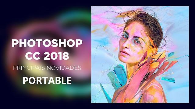 Download Adobe Photoshop CC 2018 Portable