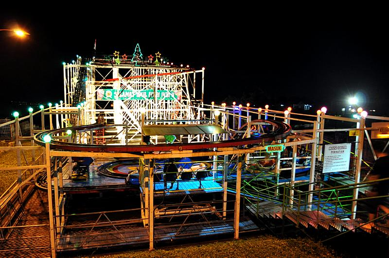 Batu Night Spectacular | East Java Vacation Packages
