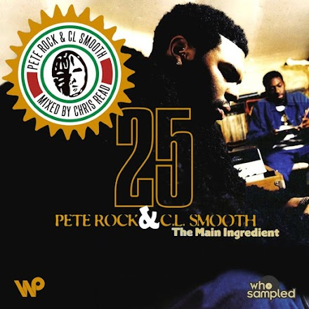 Pete Rock & CL Smooth 'The Main Ingredient' 25th Anniversary Mixtape | Das Mixtape des Tages
