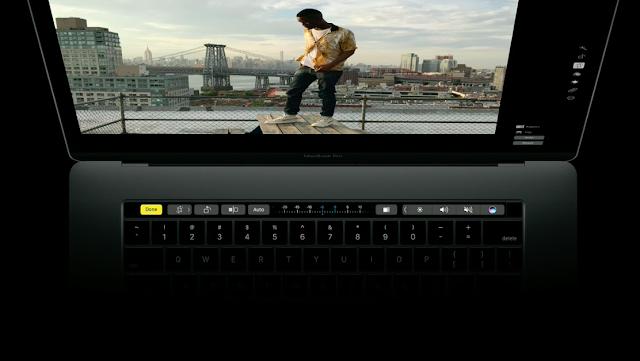 Adobe nói rằng: Photoshop và TouchBar được sinh ra là dành cho nhau