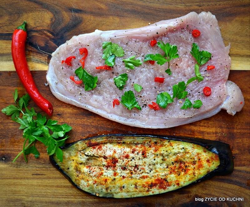 szaszlyki, szaszlyki dietetyczne, dietetyczny grill, dieta, odchudzanie, szaszlyki z indyka, baklazan na grillu, fit grill, danie z grilla, bez soli, blog, zycie od kuchni