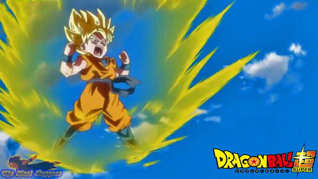 Dragon ball Super Karakter - Kumpulan Foto Goten, Fakta Goten dan Video Goten