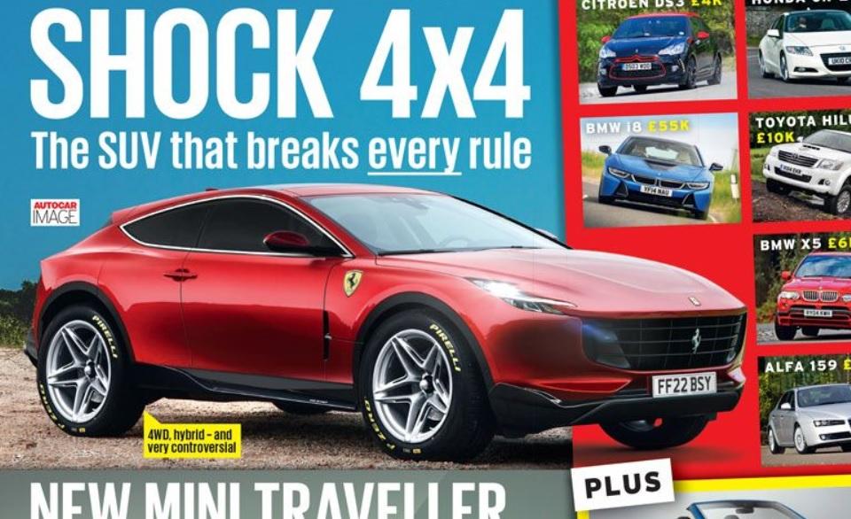 2020 - [Ferrari] FUV [F16X]  - Page 3 42
