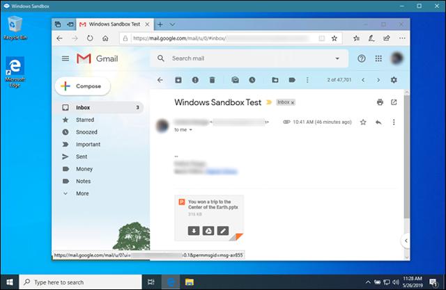 أهم 4 أشياء يمكنك القيام بها بواسطة خاصية Windows Sandbox Windows_sandbox_4
