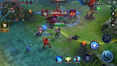 Download Arena of Valor Apk Mod 1.16.3.1 Terbaru