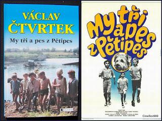 Мы втроем и собака из Петпес / My tři a pes z Pětipes. 1971.