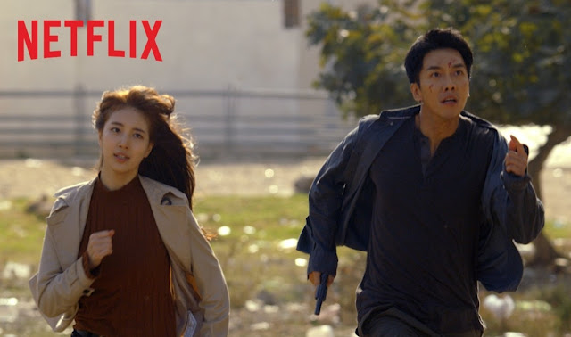 Vagabond on Netflix