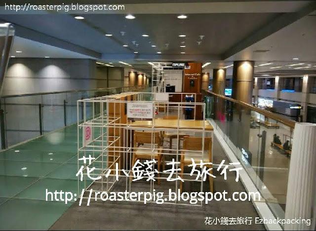 首爾仁川機場咖啡店