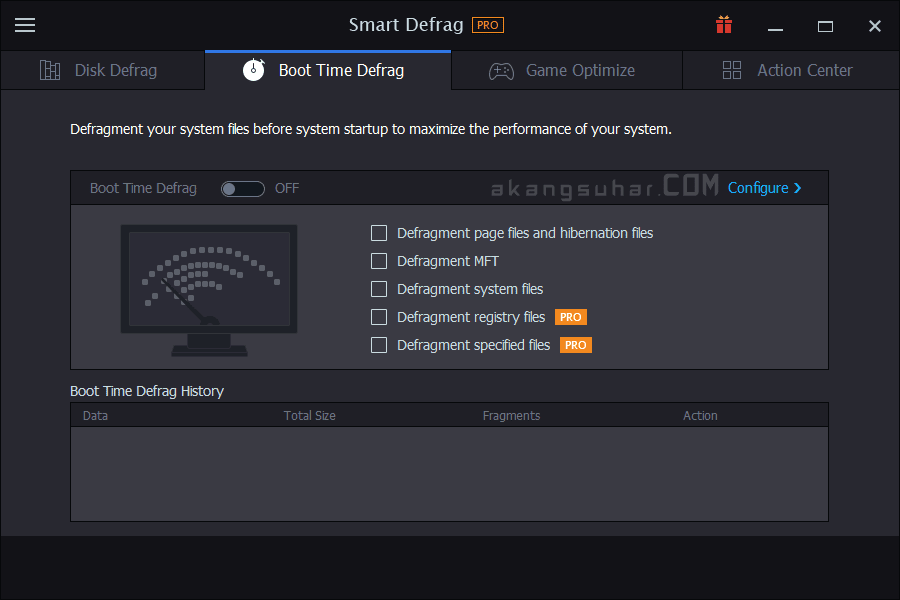 IObit Smart Defrag Pro Final Latest Version