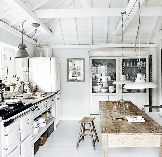 Dream Kitchens: Bubby And Bean ::: Living Creatively: Welcome To My (Dream