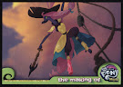 My Little Pony Madame Harpy MLP the Movie Trading Card