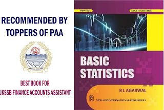 Best book for jkssb Finance Accounts Assistant