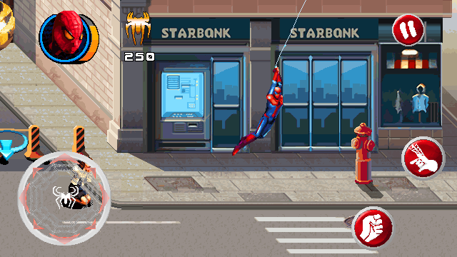 Java] The Amazing SpiderMan V1 0 5 By Gameloft 2012