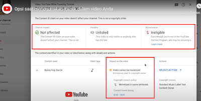untuk content youtube juga bagian penting dari sebuah video youtube Cara Mendapatkan Music free to use  untuk Content Youtube (No Copyright)