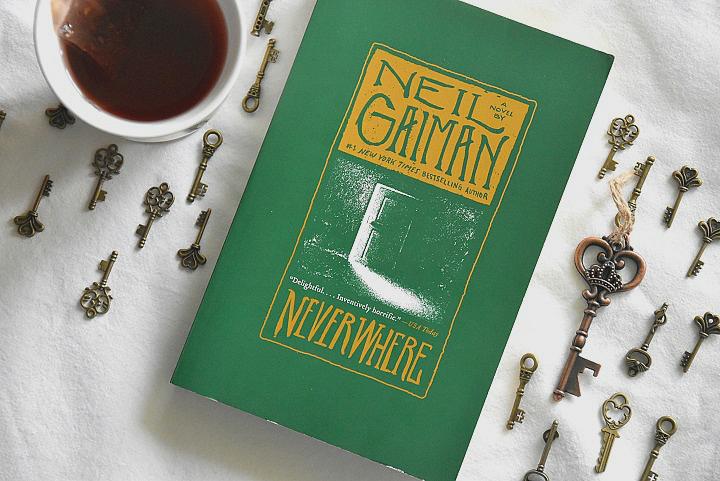 Buch-Neverwhere-von-Neil Gaiman