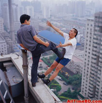 Funny fighting photos