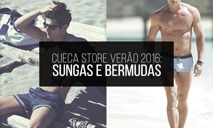0079fa31796b7e Macho Moda - Blog de Moda Masculina: Cueca Store apresenta sua linha ...