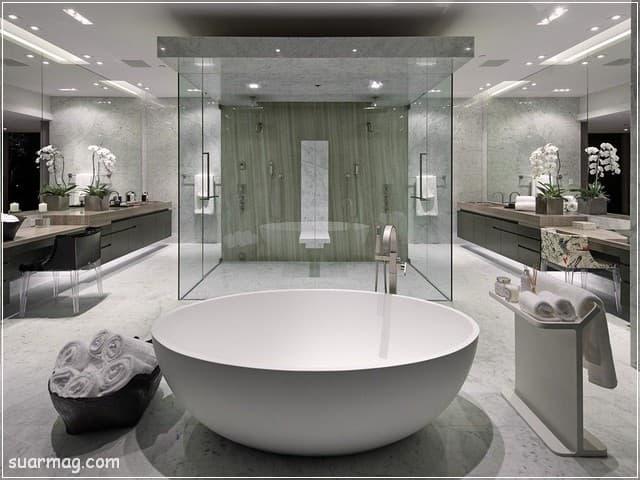 صور حمامات - حمامات مودرن 10 | Bathroom Photos - Modern Bathrooms 10