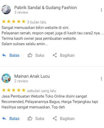 Jasa Buat Toko Online