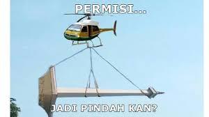Ibu Kota Pindah, 8 Meme Kocak Kocak ini Bikin Ngakak