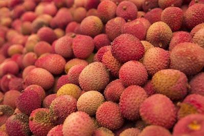 fruit,buah,leci,buah leci,manfaat buah leci