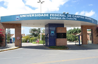 UFCG está com edital aberto para contratar professor substituto no CES. Inscrições até quarta (18)
