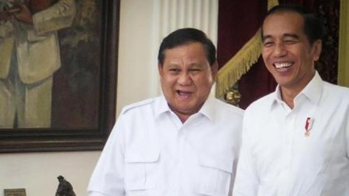Beda Haluan Politik 2024 dengan Megawati, Jokowi Bisa Saja Jadi Cawapresnya Prabowo
