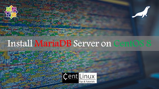 Install MariaDB Server 10.5 on CentOS 8
