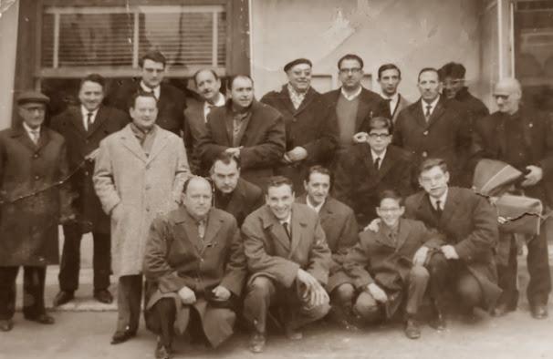 Club de Ajedrez Tortosa en 1966