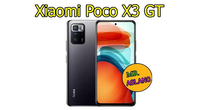 سعر ومواصفات هاتف Xiaomi Poco X3 GT شاومى