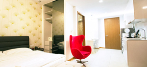 Serviced Apartments - Studio