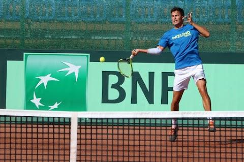 Tuniszi tenisztorna - Balázs Attila ismét nyert