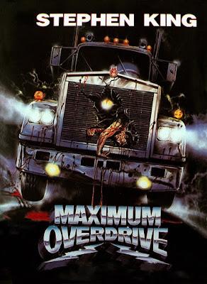 Maximum Overdrive 1986 DVD HD Dual Latino +Sub