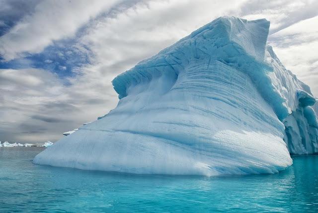 Απομεινάρια μικροσκοπικών ζώων ανακαλύφθηκαν 1 χιλιόμετρο κάτω από πάγους της Ανταρκτικής