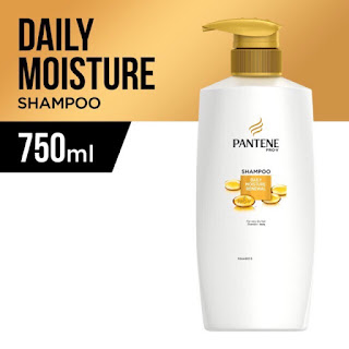 pantene prov moisture renewal shampoo for dry hair