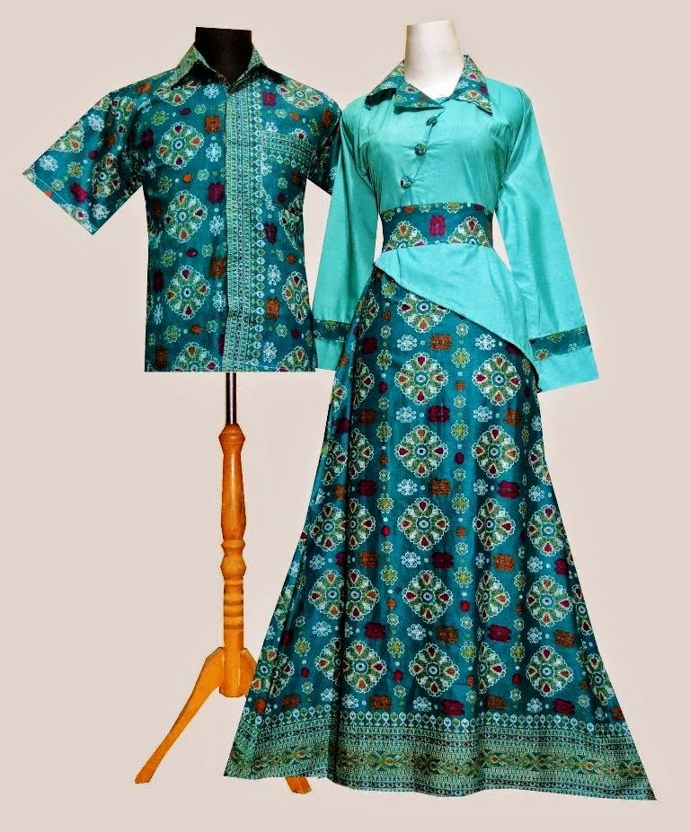 Baju Batik Kombinasi Batik: 27 Model Baju Sasirangan Untuk Kerja Wanita Modern 2019