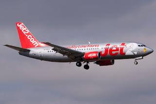 Boeing 737-300 of Jet2