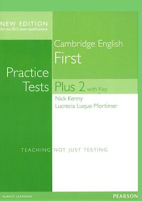 CAMBRIDGE ENGLISH FIRST Practice Tests Plus 2 2015 pdf