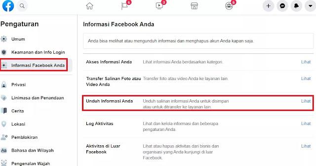 Cara Impor Kontak Facebook ke Gmail-2