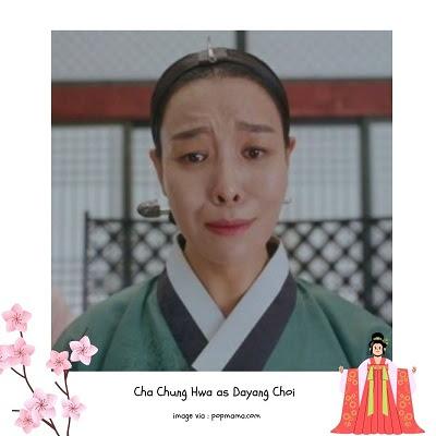 Dayang Choi ala Mr. Queen