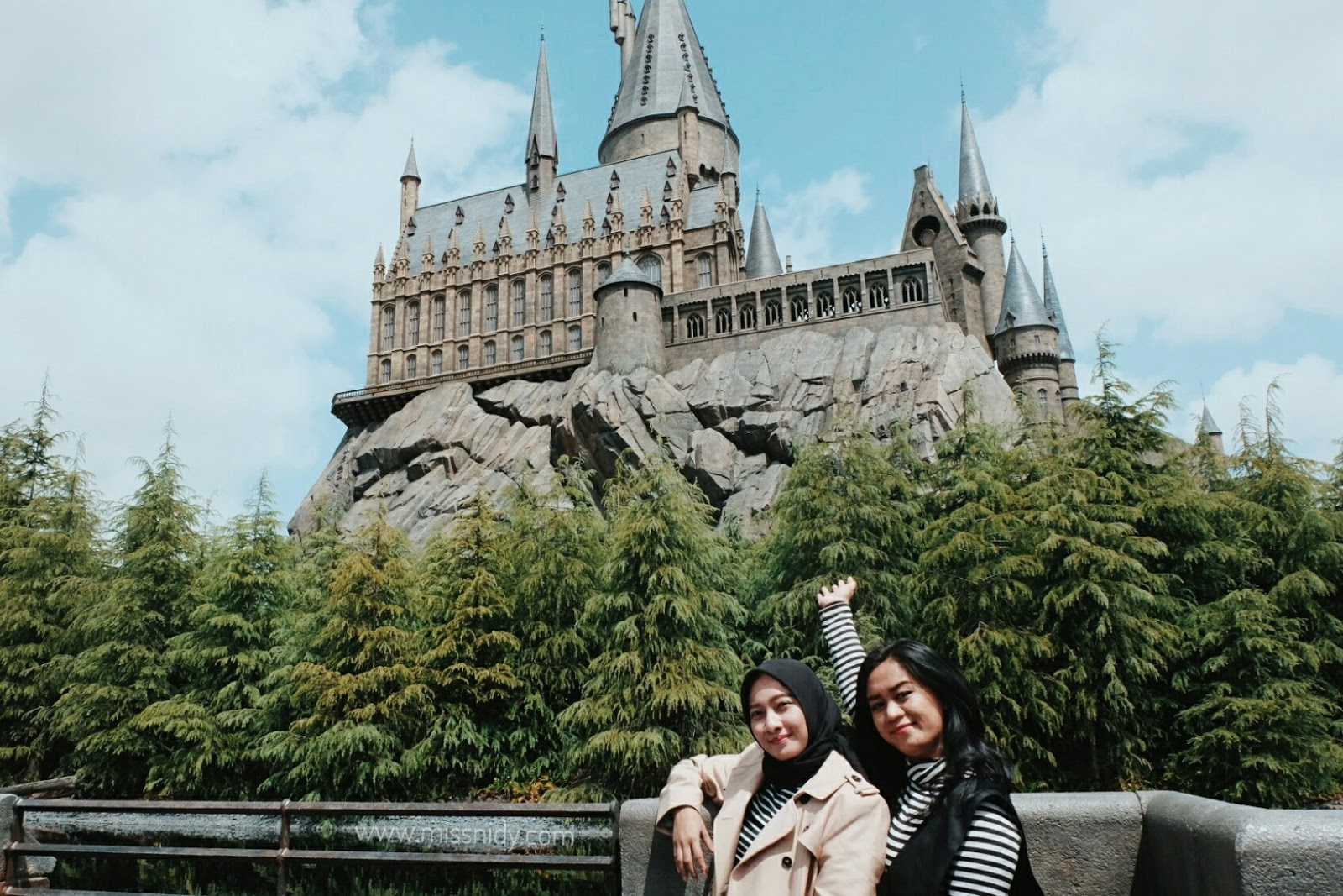 pengalman ke wizarding world of harry potter japan