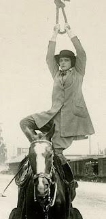 Helen Gibson stuntwoman