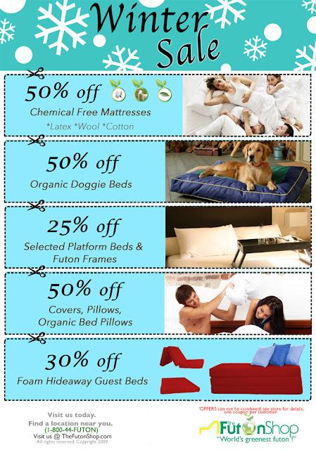 http://www.thefutonshop.com/coupons.aspx