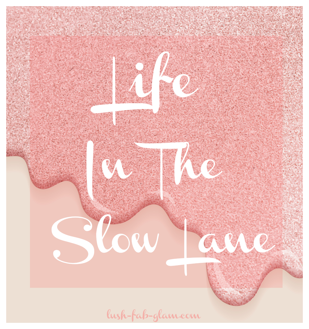 Life In The Slow Lane: A discussion on finding joy during stressful and uncertain times.