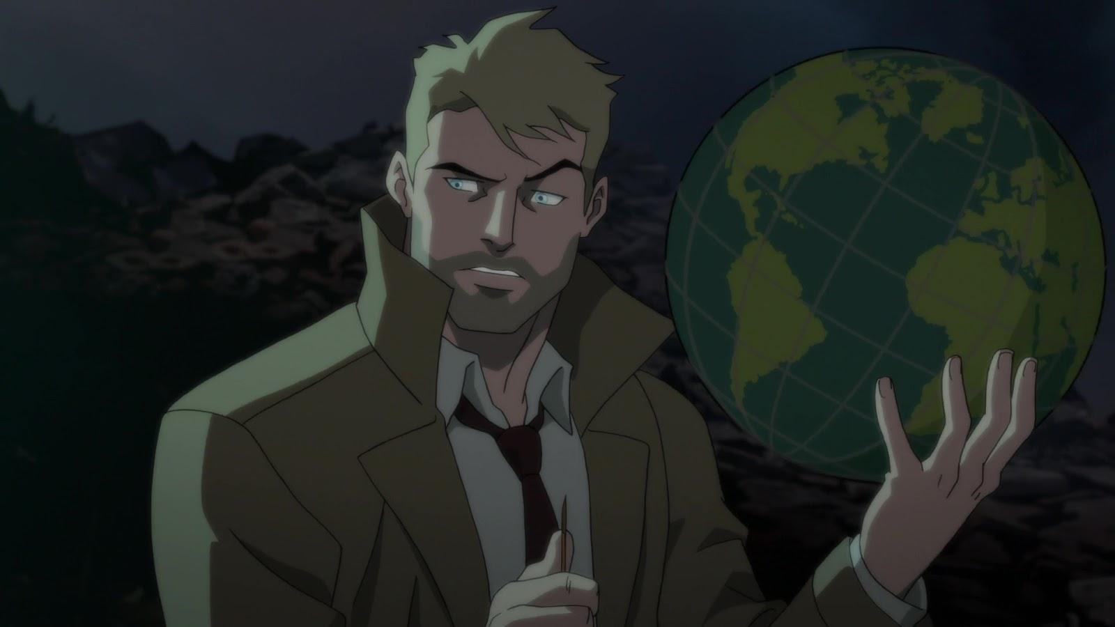 Justice League Dark: Apokolips War (2020) 1080P BRRIP Latino - Ingles