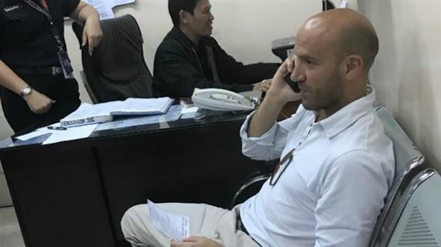 Philippines bars EU Socialist Party official critical of President Rodrigo Duterte