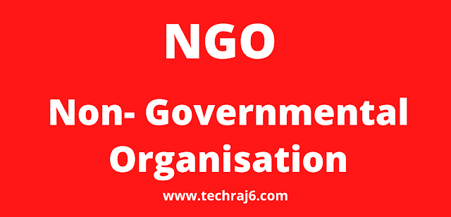 NGO full form, What is the full form of NGO